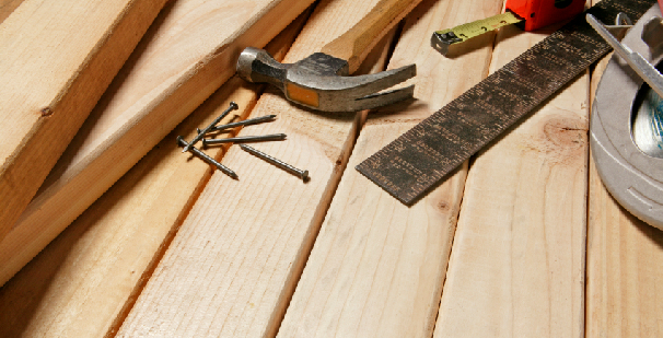 Selection of joinery tools